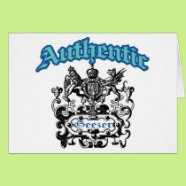 Authentic Geezer Card