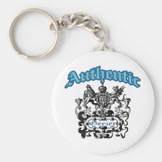 Authentic Geezer Key Chains