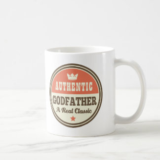 Authentic Godfather A Real Classic Coffee Mugs