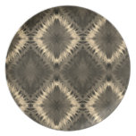 Authentic Gypsy Medallion Art Dinner Plate