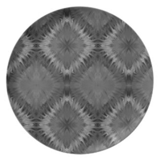 Authentic Gypsy Medallion Art Dinner Plate