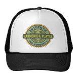 Authentic Harmonica Player Hat