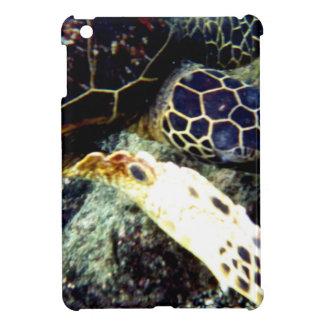 Authentic Hawaiian Sea Turtle Photography Cover For The iPad Mini
