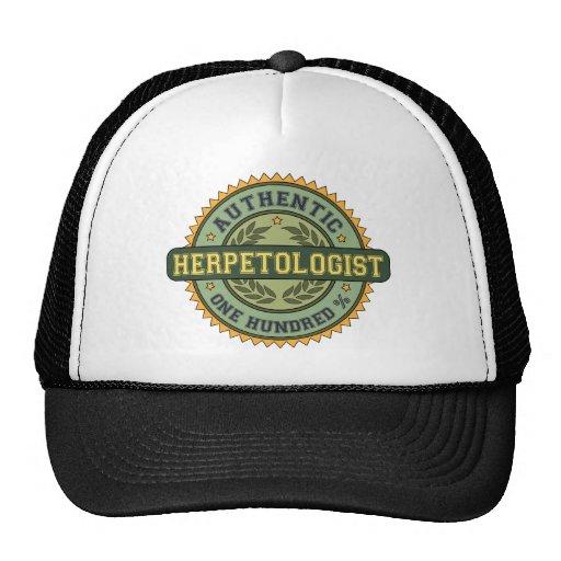 Authentic Herpetologist Hat