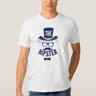 Authentic Hipster T Shirt