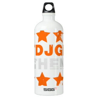 Authentic Hotdjgear Aluminum Water Bottle