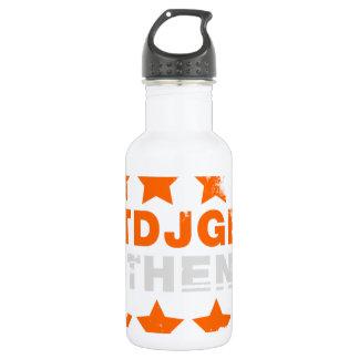 Authentic Hotdjgear Stainless Steel Water Bottle