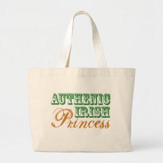 Authentic Irish Princess Canvas Bag