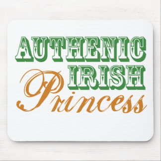 Authentic Irish Princess Mouse Pad