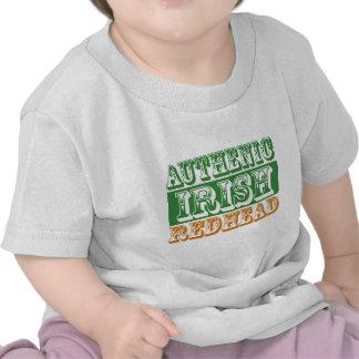 Authentic Irish Redhead Tee Shirts