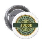 Authentic Judge Pin