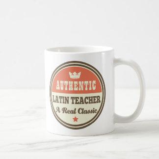 Authentic Latin Teacher Vintage Gift Idea Coffee Mug