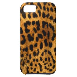 Authentic Leopard Fur Texture iPhone 5 Case