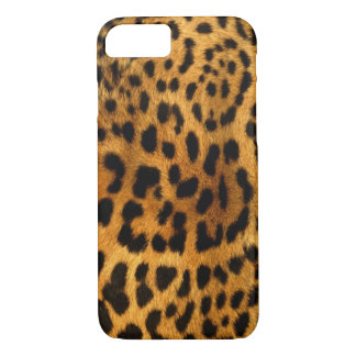 Authentic Leopard Fur Texture iPhone 8/7 Case