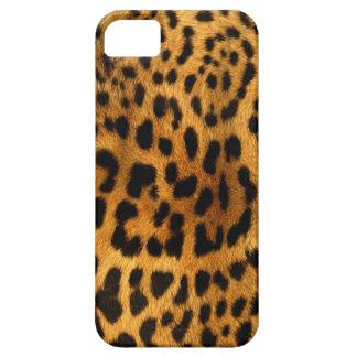 Authentic Leopard Fur Texture iPhone SE/5/5s Case
