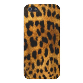 Authentic Leopard Fur Texture  iPhone SE/5/5s Cover
