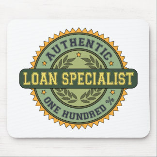 Authentic Loan Specialist Mouse Pad