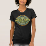 Authentic Mandolin Player Tshirt
