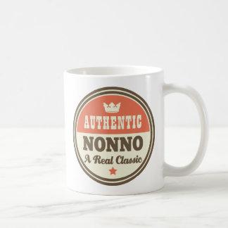 Authentic Nonno A Real Classic Classic White Coffee Mug