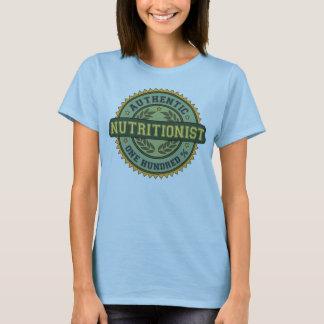 Authentic Nutritionist T-Shirt