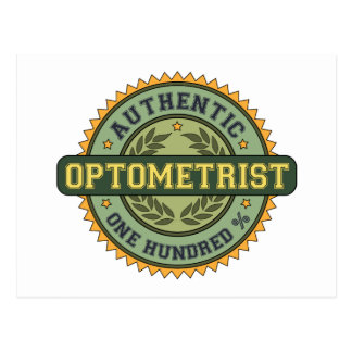 Authentic Optometrist Post Cards