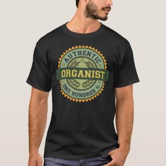 Authentic Organist T-Shirt