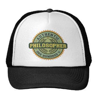 Authentic Philosopher Trucker Hat