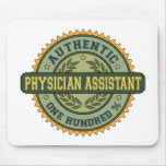 Authentic Physician Assistant Mouse Mats