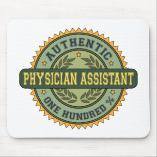 Authentic Physician Assistant Mouse Pad