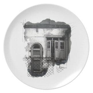 Authentic plates