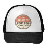 Authentic Pop Pop A Real Classic Hats