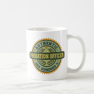 Authentic Probation Officer Coffee Mug
