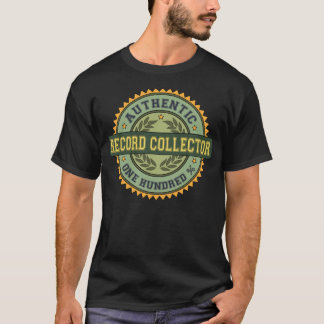 Authentic Record Collector T-Shirt