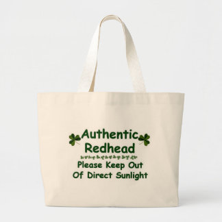 Authentic Redhead Bags