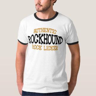 Authentic Rockhound Rock Licker T-Shirt