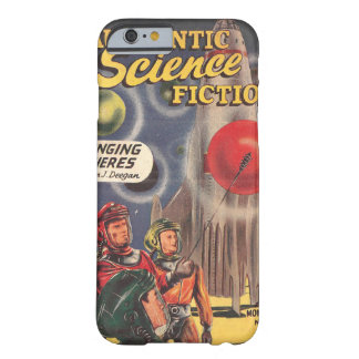 Authentic Science Fiction 023 (1952.Hamilton)_Pulp Barely There iPhone 6 Case