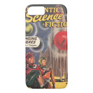 Authentic Science Fiction 023 (1952.Hamilton)_Pulp iPhone 8/7 Case