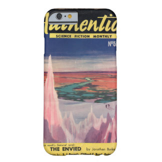 Authentic Science Fiction Monthly _November 1954_P Barely There iPhone 6 Case