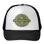 Authentic Shuffleboard Player Mesh Hat