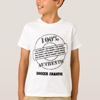Authentic Soccer Fanatic T-Shirt