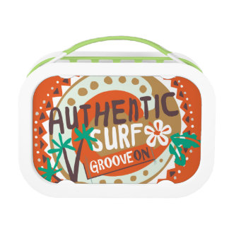 Authentic Surf Lunch Box