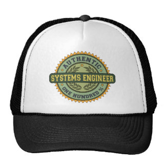 Authentic Systems Engineer Hat