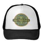 Authentic Table Tennis Player Mesh Hat