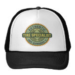 Authentic Tire Specialist Mesh Hats