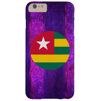 Authentic Togolese Flag Barely There iPhone 6 Plus Case