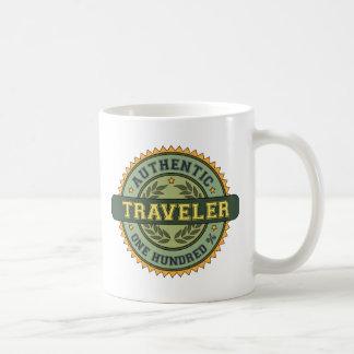 Authentic Traveler Coffee Mug