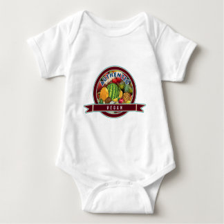 Authentic Vegan Baby Bodysuit