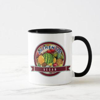 Authentic Vegan Mug