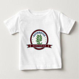 Authentic Vegetarian Baby T-Shirt
