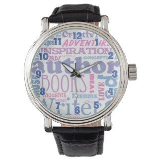 Author Author Wristwatch